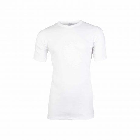 Beeren-heren-shirt-korte-mouw-wit-M3400