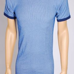 Beeren RJ heren T-shirt blauw