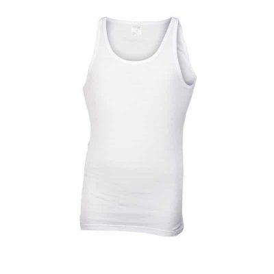 Schiesser heren hemd wit