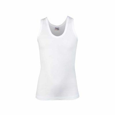 Meisjes hemd Patricia wit