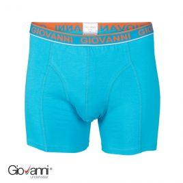 Giovanni heren boxershort licht blauw