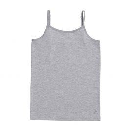 Basic hemd grijs