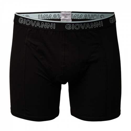 Jongens boxershort giovanni zwart /grijs